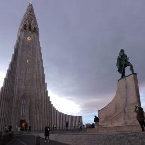Reykjavík islande